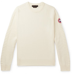 Canada Goose Paterson Merino Wool Sweater