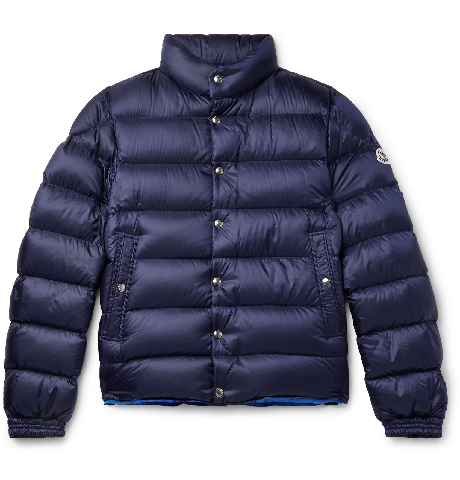 a07834bf1 Moncler - Piriac Slim-Fit Quilted Shell Down Jacket