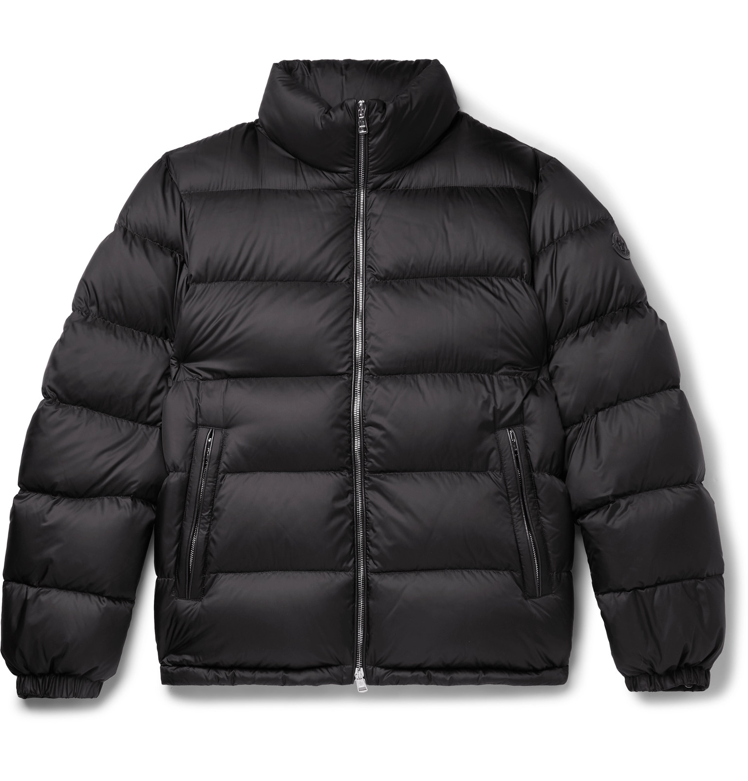 new product bef22 dd3c5 Moncler - Zin Slim-Fit Quilted Shell Down Jacket