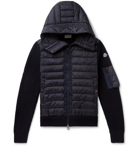 panelled-quilted-shell-and-virgin-wool-blend-hooded-down-jacket by mrporter