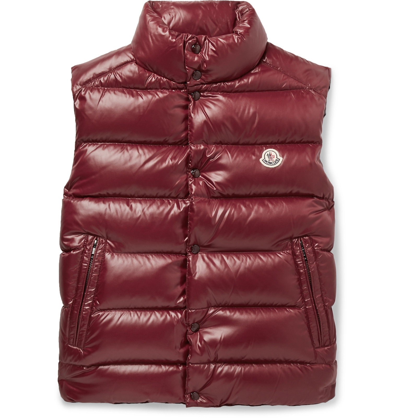 best service 4c95d fb764 Moncler - Tib Slim-Fit Quilted Shell Down Gilet