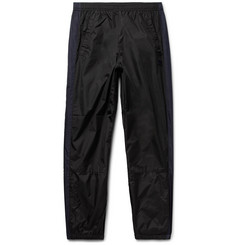 Acne Studios Tapered Logo-Appliquéd Nylon Track Pants