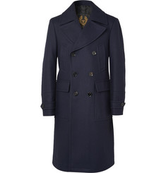 Belstaff - New Mildford Double-Breasted Padded Wool-Blend Overcoat