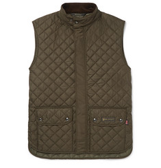 Belstaff Slim-Fit Quilted Shell Gilet