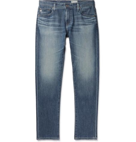 cd18ccb0 AG Jeans - Tellis Slim-Fit Stretch-Denim Jeans