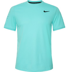 Nike Tennis NikeCourt Printed Dri-FIT Tennis T-Shirt