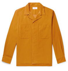 Mr P. Cotton-Corduroy Overshirt