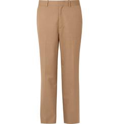 6188ea85ee3 Auralee - Wool and Silk-Blend Trousers