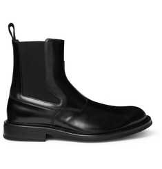 Bottega Veneta Leather Chelsea Boots