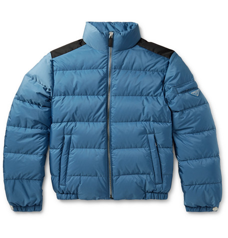 d6e4885ca3 Prada - Quilted Shell Down Jacket
