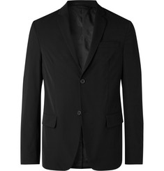 Prada - Black Slim-Fit Tech-Twill Suit Jacket