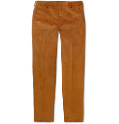 Prada - Cotton-Corduroy Trousers