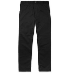 Carhartt WIP Black Twill Trousers
