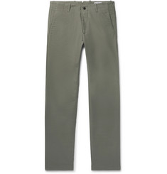 NN07 Steven Stretch-Cotton Twill Chinos