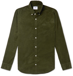 NN07 - Levon Cotton-Corduroy Shirt