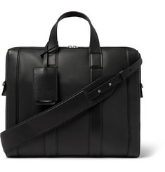 Bottega Veneta - Textured-Leather Briefcase