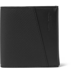 Bottega Veneta - Debossed Leather Billfold Wallet