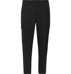 Club Monaco Slim-Fit Twill Cargo Trousers