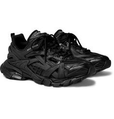 f48110708b5 Balenciaga - Track 2 Mesh, Nylon and Rubber Sneakers