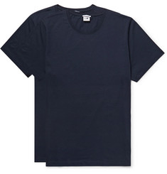 NN07 Two-Pack Pima Cotton-Jersey T-Shirts