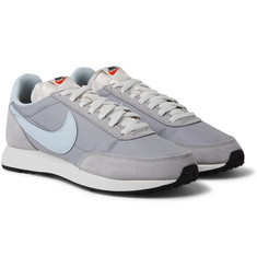 Nike - Air Tailwind 79 Mesh, Suede and Leather Sneakers