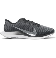 Nike Running - Zoom Pegasus Turbo 2 Mesh Running Sneakers