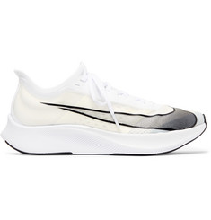 Nike Running - Zoom Fly 3 Vaporweave Running Sneakers