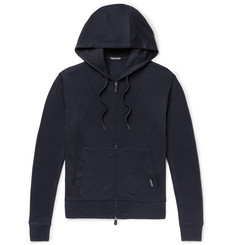 TOM FORD Slim-Fit Cashmere Zip-Up Hoodie