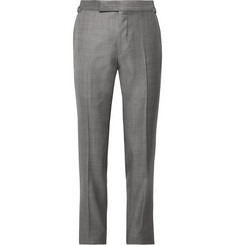 TOM FORD Grey O'Connor Slim-Fit Wool Suit Trousers