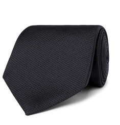 TOM FORD - 8cm Woven Tie