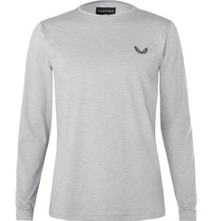 CASTORE Aikens Mélange Stretch Tech-Jersey T-Shirt