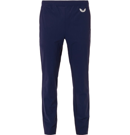 CASTORE Michaels Stretch Tech-Jersey Trousers