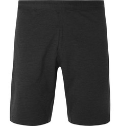 CASTORE Frederick Slim-Fit Mesh-Panelled Stretch-Jersey Shorts