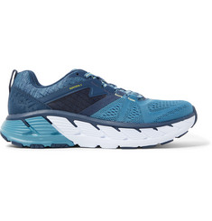 Hoka One One Gaviota 2 Rubber-Trimmed Mesh Running Sneakers