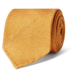 Drake's - 8cm Wool, Silk and Cashmere-Blend Tie