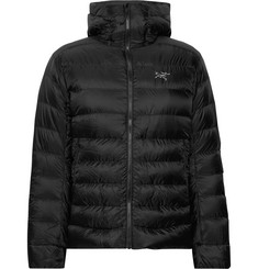 Arc'teryx Cerium SV Quilted Arato Down Hooded Jacket