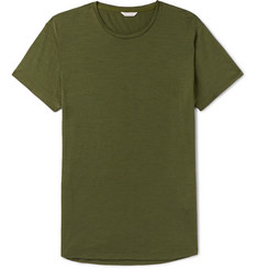 Orlebar Brown Slim-Fit Merino Wool T-Shirt