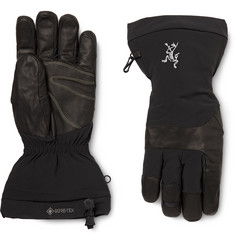 Arc'teryx - Fission SV GORE-TEX and Leather Gloves