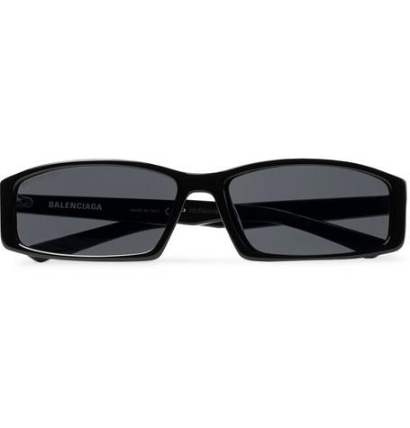 9ea34b99a Balenciaga - Neo Square-Frame Acetate Sunglasses