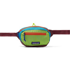 Patagonia Mini 1L Colour-Block Nylon-Ripstop Belt Bag