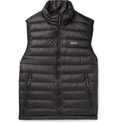 Quilted Ripstop Down Gilet by Patagonia