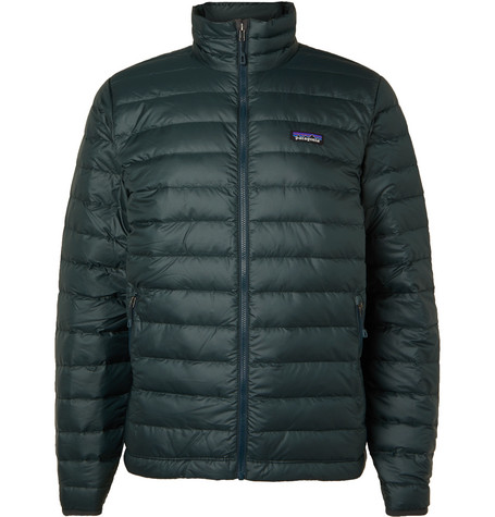 Quilted Ripstop Down Jacket by Patagonia