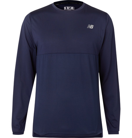 New Balance Accelerate Stretch-Jersey T-Shirt