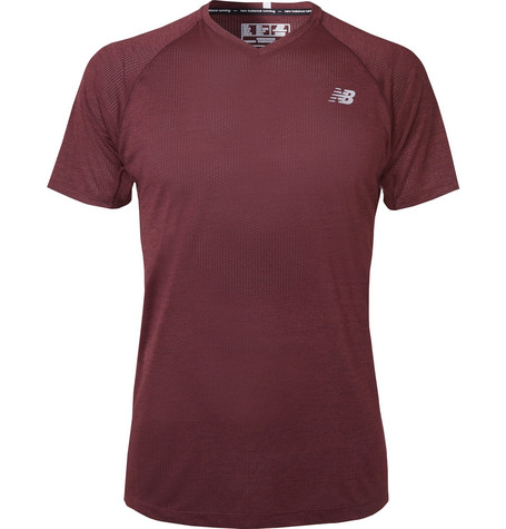 New Balance Ice 2.0 Mesh T-Shirt