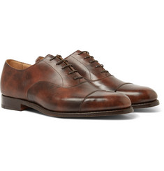 Tricker's - Appleton Leather Oxford Shoes