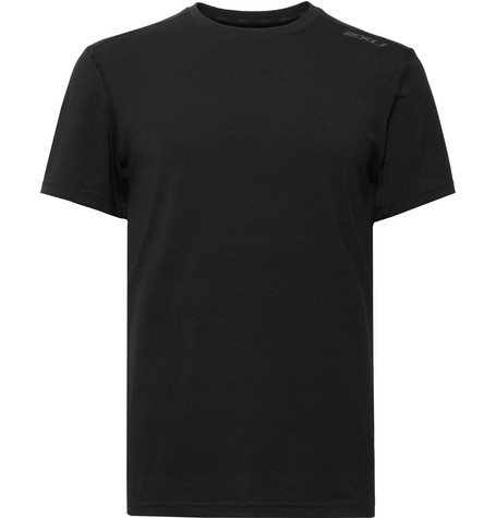 2XU Heat Stretch-Jersey T-Shirt
