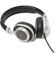 Master & Dynamic MW50+ Leather 2-in-1 Wireless Over-Ear Headphones