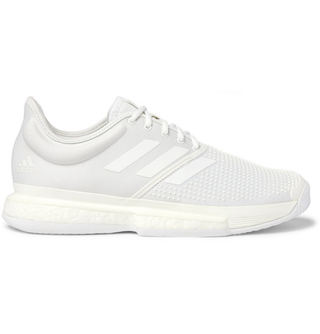 Adidas Sport + Parley Sole Court Boost Neoprene Sneakers