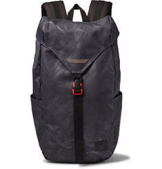 Herschel Supply Co Thompson Camouflage-Print Canvas Backpack