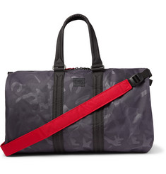 Herschel Supply Co Novel Camouflage-Print Canvas Holdall